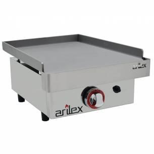 Plancha a Gas de Acero Laminado 6 mm. Arilex 40PGL (40x40 cm)-Z08540PGL