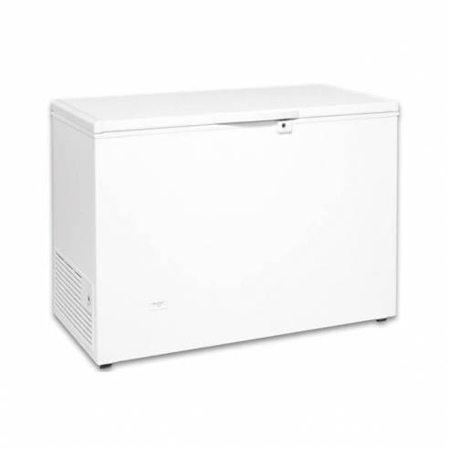 Arcón Congelador Industrial 208 litros tapa ciega abatible HC 240-Z0150ITI0011