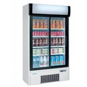 Armario Expositor Refrigerado puertas Correderas Infrico ERC 65-Z017ERC65