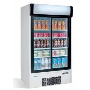Armario Expositor Refrigerado puertas Correderas Infrico ERC 110-Z017ERC110