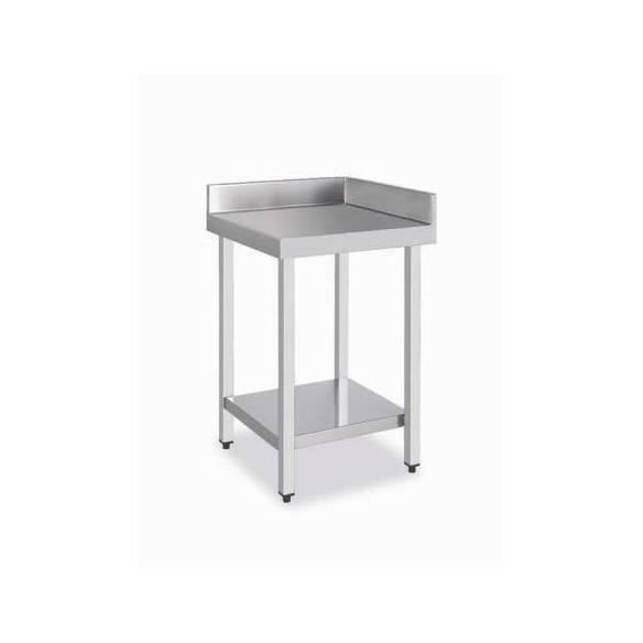 Mesa angular trabajo acero inox Distform 600 x 600-Z001F0050660