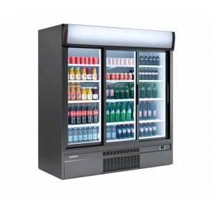 Armario Expositor Refrigerado puertas Correderas Infrico ERC 110-Z017ERC180-N