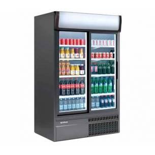 Armario Expositor Refrigerado puertas Correderas Infrico ERC 65-Z017ERC65-N