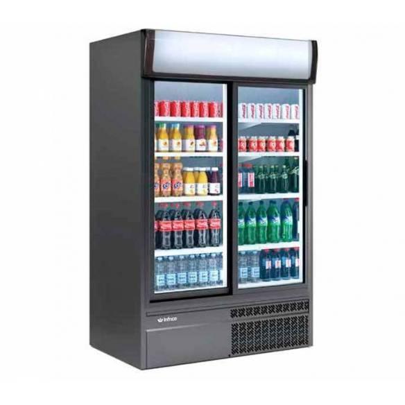 Armario Expositor Refrigerado puertas Correderas Infrico ERC 110-Z017ERC110-N