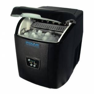 Máquina de hielo sobre mostrador producción 10kg al día Polar
