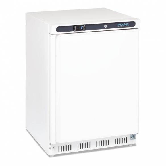 Congelador bajo mostrador Polar 140L
