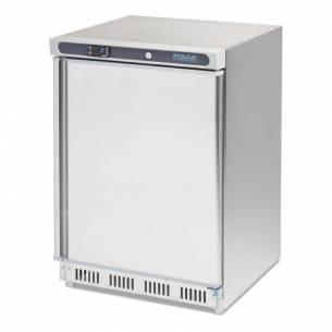 Congelador bajo mostrador acero inoxidable Polar-Z093CD081
