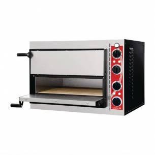 Horno pizza compacto Gastro M Pisa 2 cámaras
