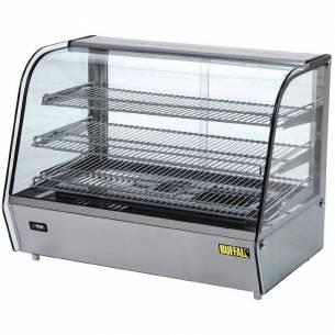 Vitrinas calientes de vending 160L Buffalo
