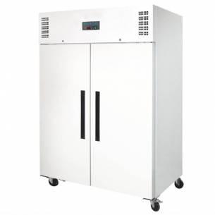 Congelador Gastronorm doble puerta blanco 1200L Polar