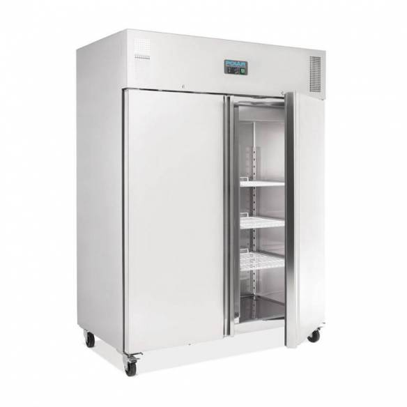 Congelador Gastronorm de uso intensivo doble puerta Polar 1300L