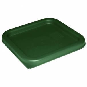 Tapa cuadrada verde pequeña Vogue