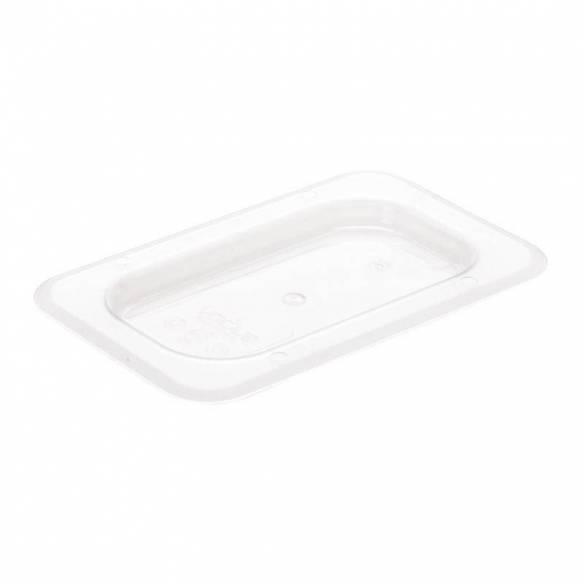 Tapa para Cubeta Gastronorm Policarbonato Transparente GN GN 1/9-Z093U249