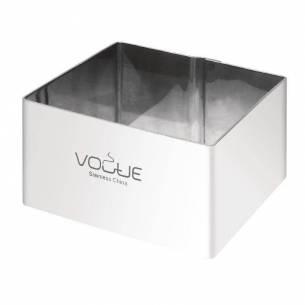Moldes para mousse cuadrados 60 x 60 x 35mm Vogue-Z093CF164