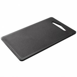 Tabla de corte para bar Hygiplas negra 6(Gr)x150x250xmm