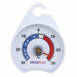 Termómetro redondo para frigoríficos y congeladores Hygiplas-Z093J226