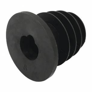 Corcho poli de plástico de repuesto para vierte-licores Bonzer (Pack de 12)-Z093D478
