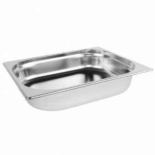 Recipiente Gastronorm acero inoxidable Gastronorm 1/2 65mm Vogue-Z093K927