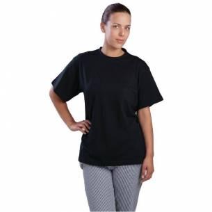Camiseta negra-Z093A295-L