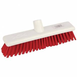 Cepillo suave rojo 305mm Jantex-Z093DN830