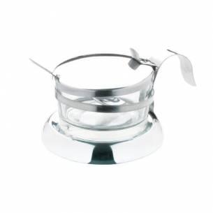 Fuente de parmesano con cuchara Olympia-Z093F773