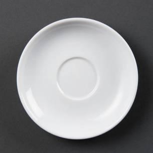 Platos de taza espresso blancos Olympia-Z093CB465