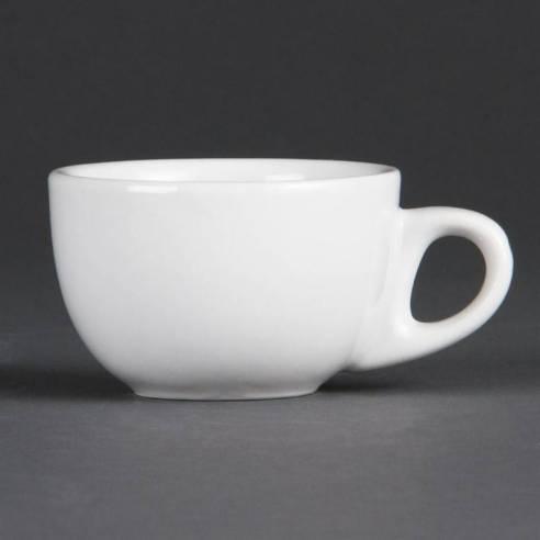 Comprar tazas espresso blancas 85ml olympia for Tazas para espresso
