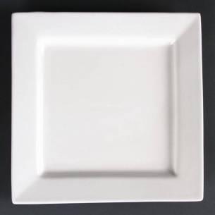Platos cuadrados 233mm Lumina