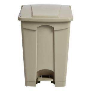 Cubo de basura a pedal Jantex 45Ltr