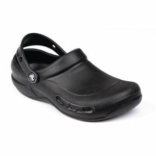 Zuecos crocs ventilados negros Crocs-Z093A946-36