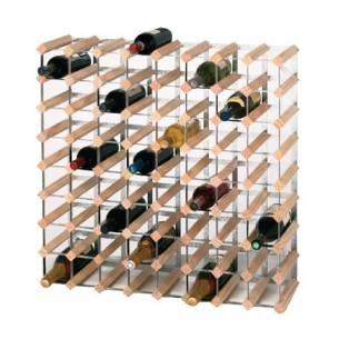 Botellero de madera para 72 botellas-Z093F285