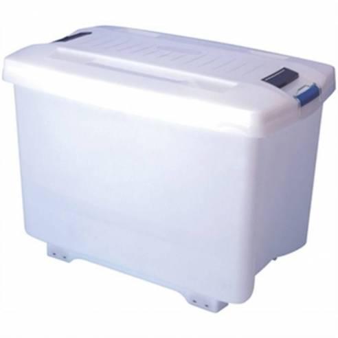 5c072243f0e2 Contenedor para cajas de almacenamiento 50L Araven