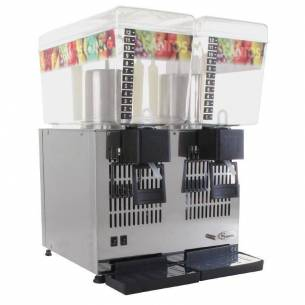 Dispensador doble de bebidas frías Santos-Z093K280