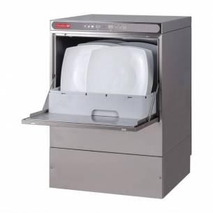 Lavavajillas Gastro M Maestro 50x50 400V bomba vaciado, dispensador jabón y breaktank