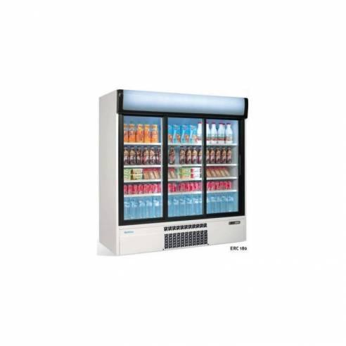 Armario Expositor Refrigerado puertas Correderas Infrico ERC 180