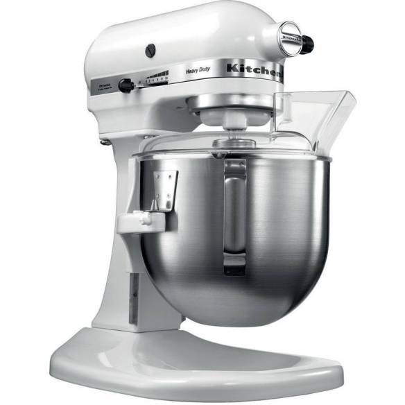 Amasadora Kitchenaid Heavy Duty 4,8L Blanco 5KPM5EWH