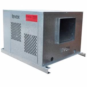Caja de extracción TMT4LUX 400ºC/2H 10/10 2CV