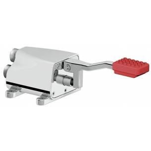 Pulsador a pedal simple