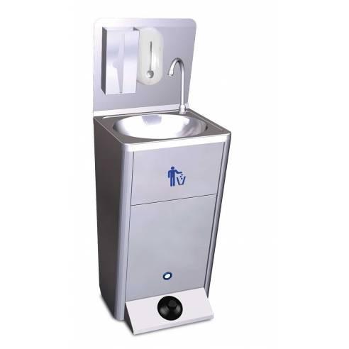 Lavamanos registrable portátil autónomo-Z003061430+060610