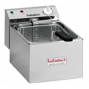 Freidora Industrial eléctrica 5 litros  VALENTINE MAXI-3000