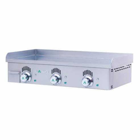 Plancha eléctrica Mainho NSEM-80 acero rectificado (placa 80 cm)-Z010NSEM-80