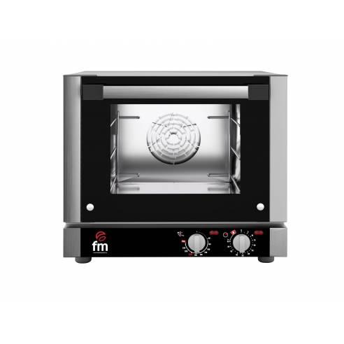 Horno panadería eléctrico FM RX-203 - 3 bandejas 340 x 240 mm-Z045710520