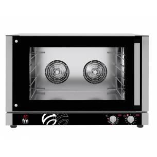 Horno de convección eléctrico panadería RXL-604-PLUS FM