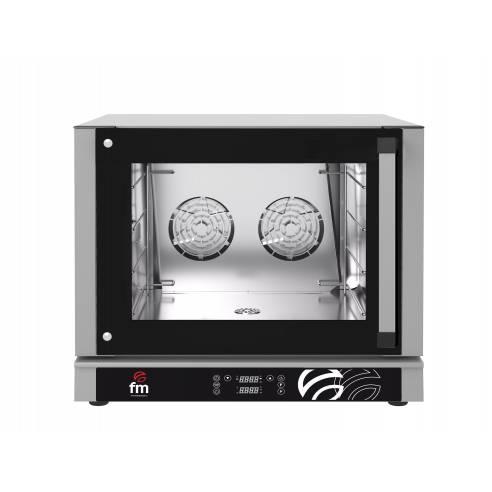 Horno de Convección eléctrico digital con Vapor FM RXDL-384 - 4 Bandejas 43 x 34 cms