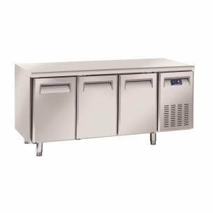 Bajomostrador conservación gastronorm 2 puertas QR 3100 / 3200