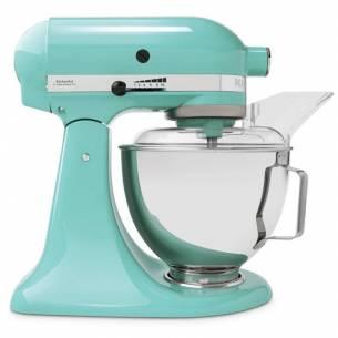 Robot Amasadora Kitchenaid Classic 4,28L Azul Agua 5KSM45EAQ