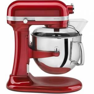 Robot Kitchenaid Artisan  500W 6.9L Rojo Imperial 5KSM7580XEER