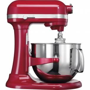 Robot Kitchenaid Artisan  500W 6.9L Rojo Manzana 5KSM7580XECA
