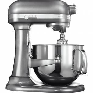 Robot Kitchenaid Artisan  500W 6.9L Plata Medallón 5KSM7580XEMS