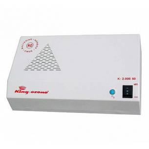 Generador de Ozono KING OZONO K2000SD